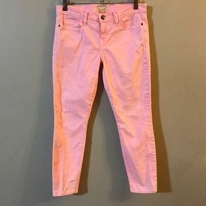 Current/Elliot The Stiletto Skinny Jean Pink 29